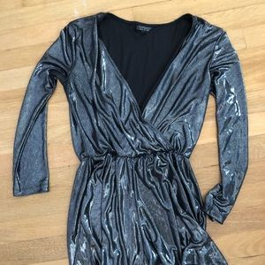 Shiny romper from Topshop